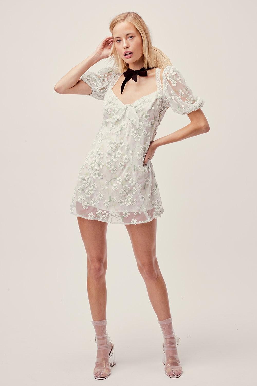 Eclair mini dress