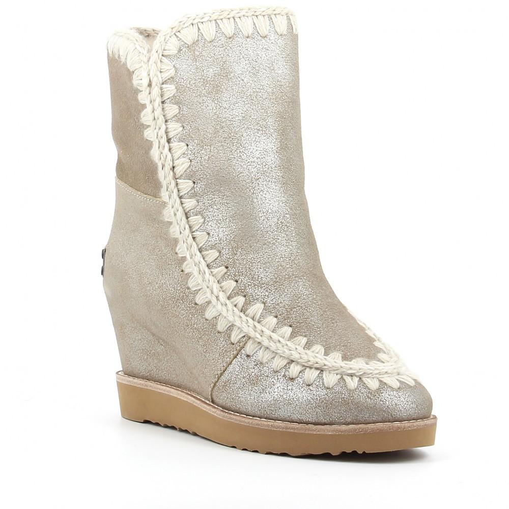 Mou eskimo French toe wedge short