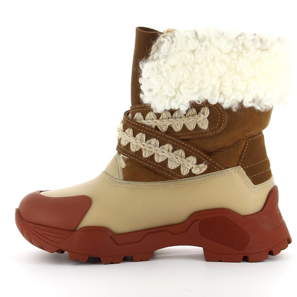 Mou eskimo mountain boot velcro