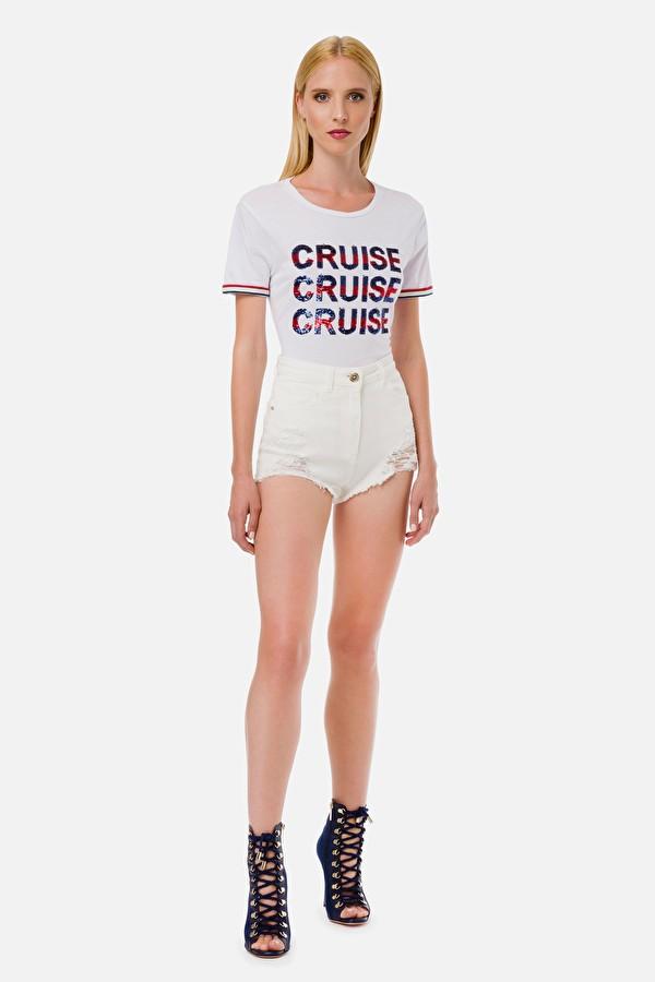 Camiseta crucero