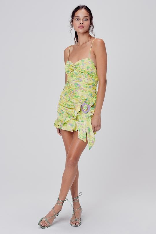 Dubois mini dress