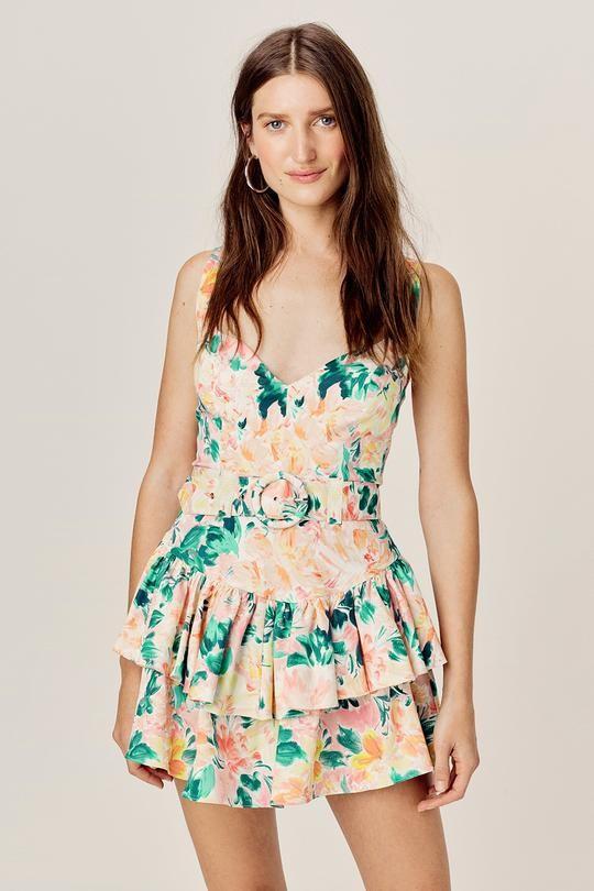 Holis mini dress