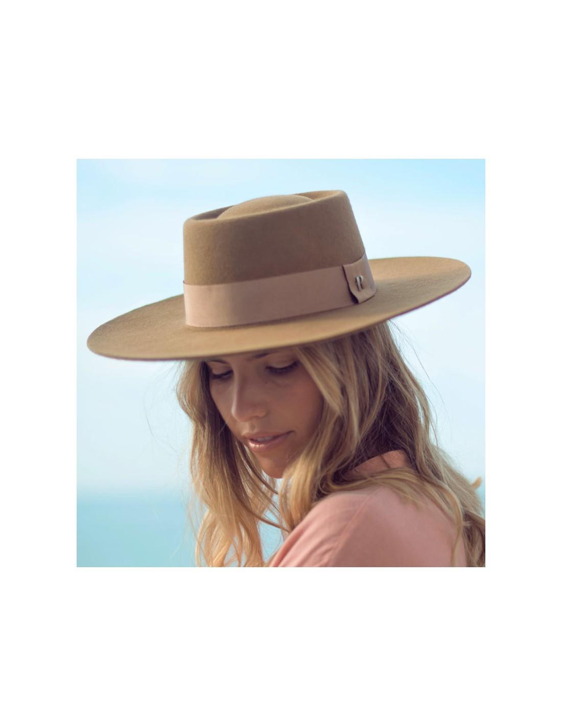 Sombrero canotier arizona